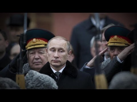 crisis - The Russian military went forward with ICBM tests despite rising tensions with the U.S..