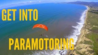 Video Getting into Paramotoring - Tips MP3, 3GP, MP4, WEBM, AVI, FLV Agustus 2018