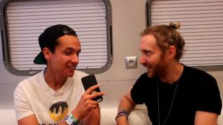Interview David Guetta - Soonvibes