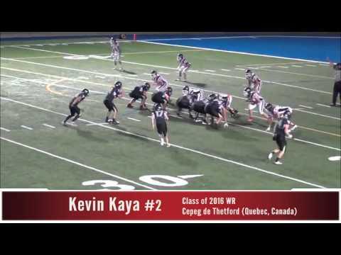 Kevin Kaya, #2, 2015 TFOOTBALL