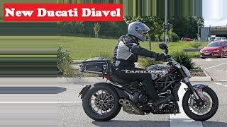 """9. Future Ducati Diavel, another kind of """"devil� to roam the streets"""