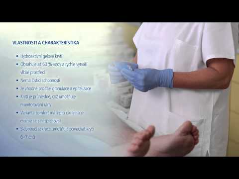 Aplikace krytí Hydrosorb