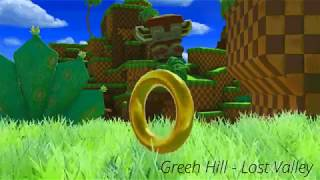 Green Hill - Lost Valley ~Sonic Forces~ Re-imagined
