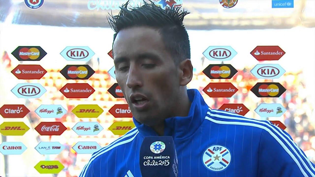 "Copa América: Grupo B: Barrios: ""Estamos más fuertes que nunca"" #CopaAmericaChile2015"