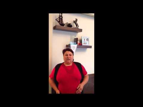 Nazire Uyar - Bel Kayması Hastası - Prof. Dr. Orhan Şen