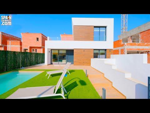 299900€+/500м до пляжа!/Недорогие дома в Испании/Недвижимость в Испании/Дом у моря/Коста Бланка