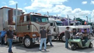 Walcott (IA) United States  city photos gallery : Iowa 80 Truckers Jamboree 2015