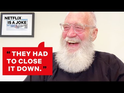 David Letterman Tells the Richard Pryor Story He'll Never Forget | Netflix Is A Joke