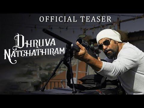 Dhruva Natchathiram - Official Teaser | Chiyaan Vikram | Gautham Vasudev Menon