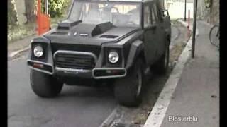 Nonton Black Lamborghini LM002 in Rome Film Subtitle Indonesia Streaming Movie Download