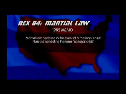 Rex 84 FEMA Camps | Continuity of Government