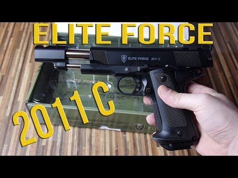 Umarex Elite Force 2011 C - Federdruck - Review