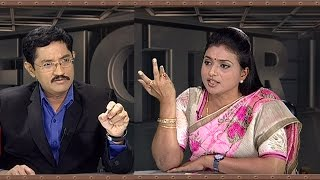 Roja justifies behaviour in AP Assembly ? - Watch in Encounter ! - TV9