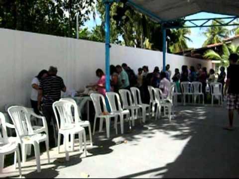 CEEN:Comunidade Evangélica Em Eusébio.Café da comunhão domingo 04/08/2013'