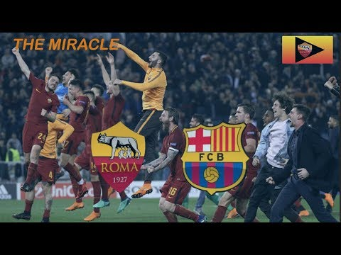 AS Roma - MORE THAN A MIRACLE