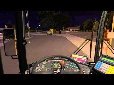 PC - OMSI Bussimulator - Berlin bei Nacht