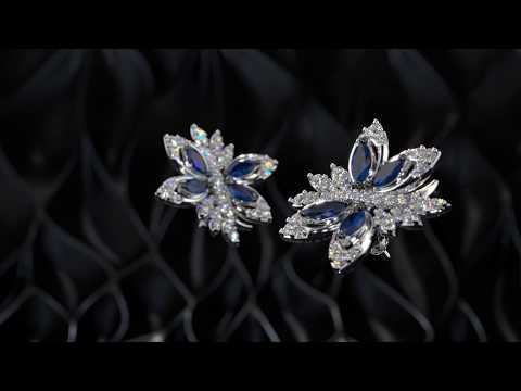 Blue Sapphire Jewellery Collection