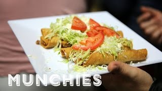Mole, Mezcal, and Big Mexican Yells: Chef's Night Out with Carnitas Uruapan by Munchies