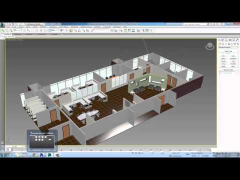 Create building visualizations. (video: 3:12 min.)
