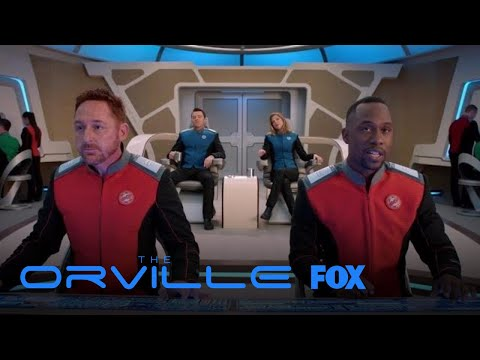 Star Mapping With John & Gordon   Season 1 Ep. 4   THE ORVILLE