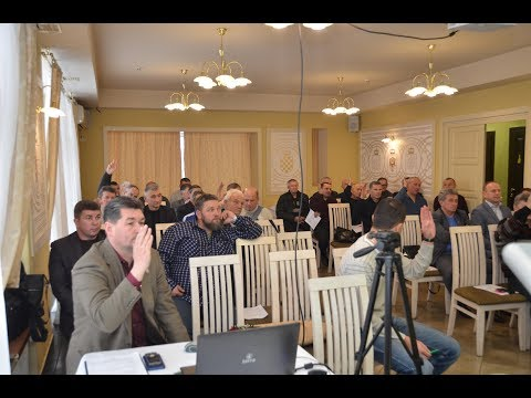 Чергова Конференція ІФФФ, 07.12.2018