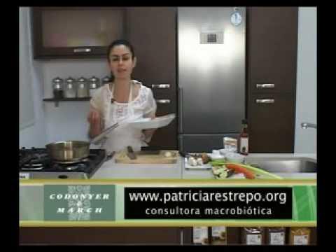 Recetas macrobióticas para úlceras de estómago por Patricia Restrepo