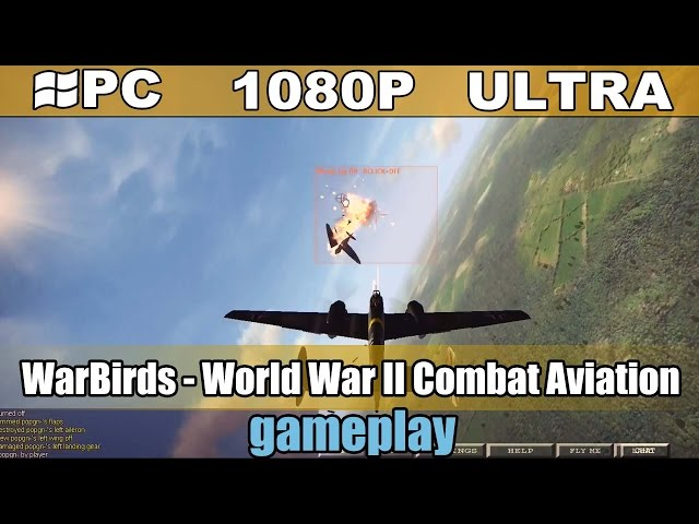 Видео к игре WarBirds - World War II Combat Aviation