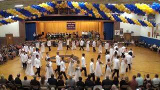 Boothbay Region HS Grand March 2016