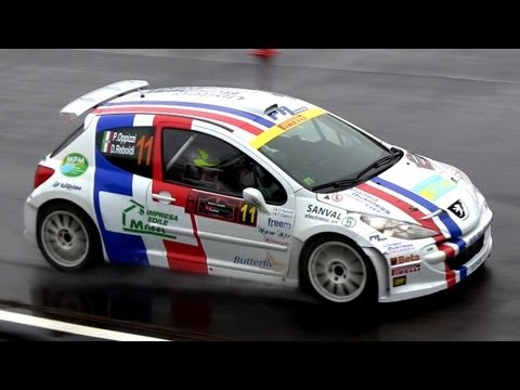 1° Monza Ronde by Vedovati Corse 2012 - PURE RALLY SOUND