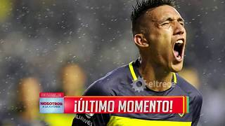 Momento emitido el lunes 24 de julio de 2017 en Nosotros a la mañana. El futbolista bonaerense Ricardo Centurión tuvo que...