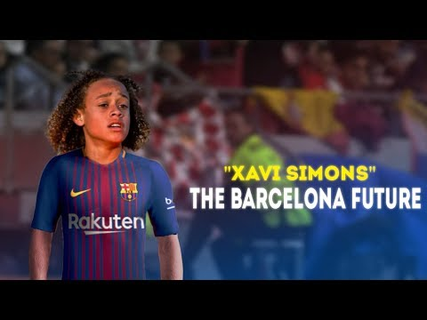 Xavi Simons ● The Future Of FC Barcelona ||HD||