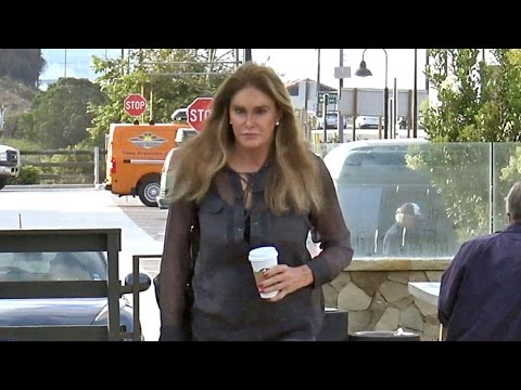Caitlyn Jenner Flirts With Mystery Man In Malibu While RNC Is Already Underway