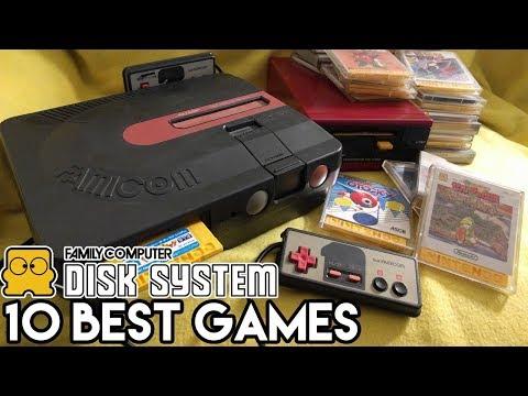 Best Famicom Disk System Games! 10 Best FDS Games