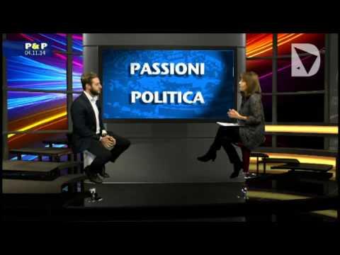 Passioni & Politica - Il consigliere regionale del Pd Rudi Russo ospite di Elisabetta Matini.