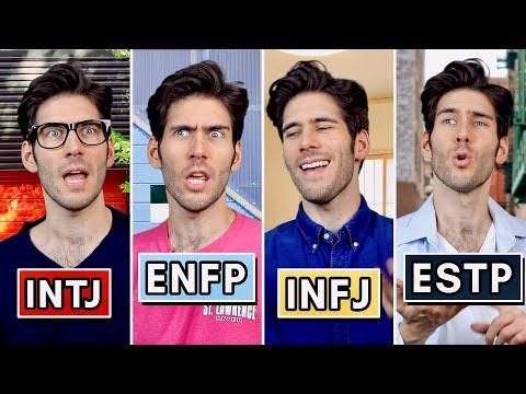 16 Personalities Describing Themselves
