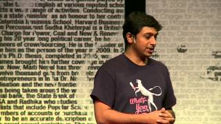 In his talk Raghava KK talks about being an explorer in the field of arts and how he plans to bring art into technology. Raghava KK ...