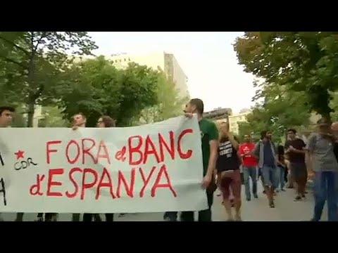 ¨Ενας χρόνος από το δημοψήφισμα που δίχασε Μαδρίτη και Βαρκελώνη…