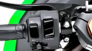 6. 2011 2012 Kawasaki Ninja ZX 10R details official video