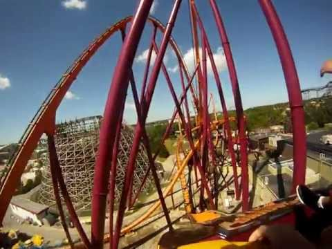 Six Flags Seats Six Flags Great America