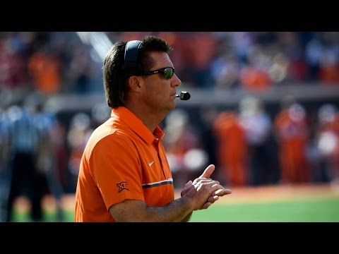 Mike Gundy Shows Off His \