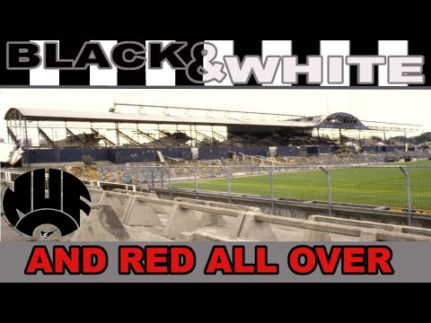 BLACK AND WHITE AND RED ALL OVER | NEWCASTLE UNITED  DOCUMENTARY