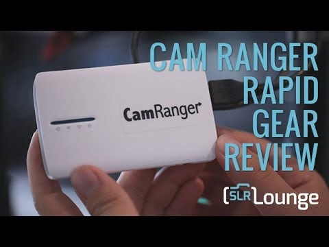 CamRanger Rapid Gear Review