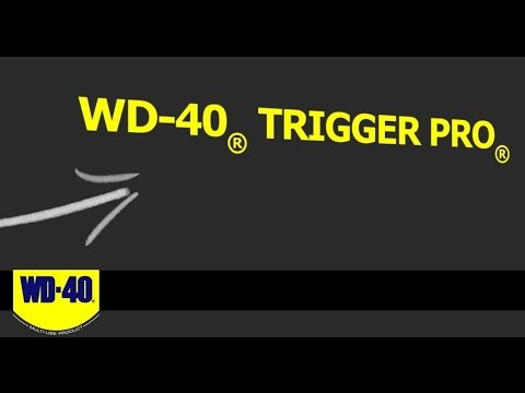 How To Get Maximum Control With WD-40® Trigger Pro