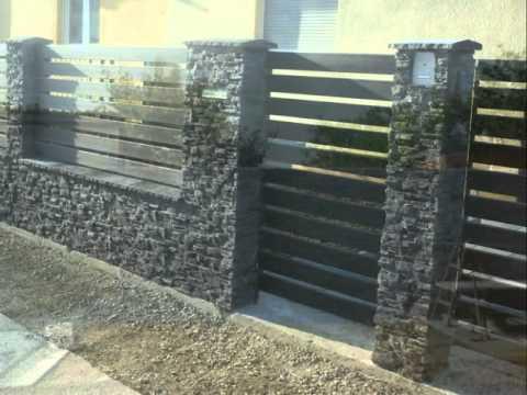 Dekorativni kamen - ograda - Kamen dizajn d.o.o.