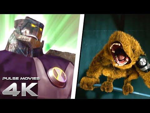Ben 10 Race Against Time All Alien Transformations