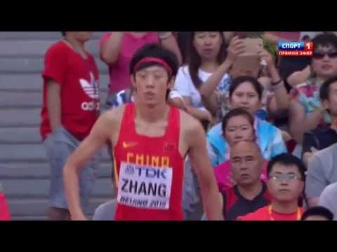 2.29 Zhang Guowei HIGH JUMP WORLD CHAMIONSHIP Beijing 2015 qualification man