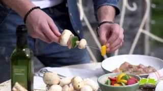 Nicky Byrne - Just Add Mushrooms BBQ Tips