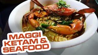 Dungun Malaysia  city photos : Maggi Ketam & Seafood - MEGI KETAM BISTRO, Dungun, Terengganu, Malaysia