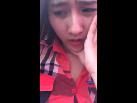 Hot Girl quay clip bày tỏ tình cảm với Lệ Rơi