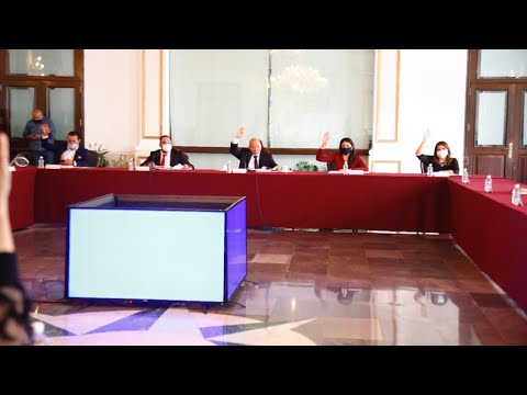 Cabildo H. Ayuntamiento de Tlalnepantla de Baz 15 julio 2020